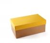Boîte à chaussures en carton