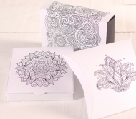 Kit de Boîtes Mandalas