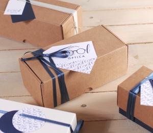 Boîte à lunettes