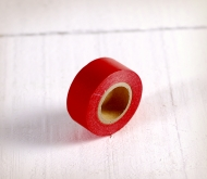 Mini Washi tape rouge