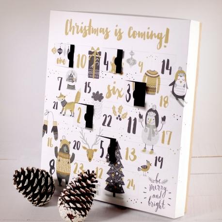 Calendarier de l'avent nordique