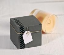 Boîte carrée pour les crèmes cosmétiques