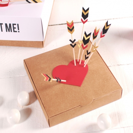 Boîte cadeaux pour amoureux