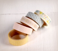 Pack washi tapes nordiques