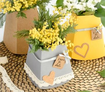 Vases romantiques
