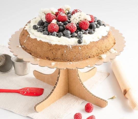 Exposant Gâteaux