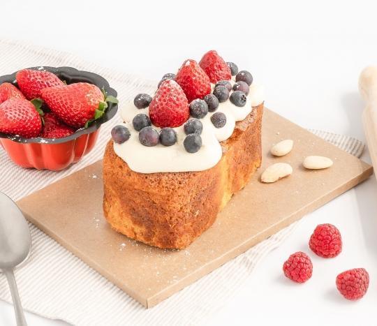Base gâteau 24x16
