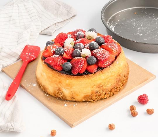 Base gâteau 23x23