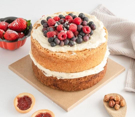 Base gâteau 21x21