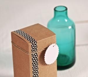 Boîtes en carton sans commande minimale
