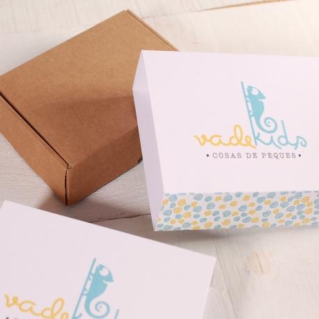 Boîte pour enfants avec bandeau