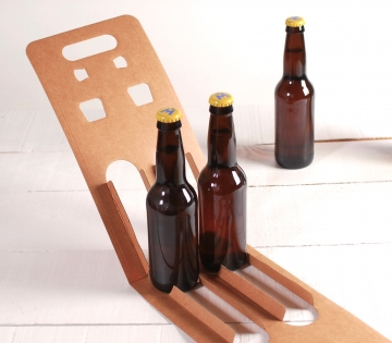 Boîte de bières pour duos