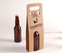 Coffret en carton pour bière