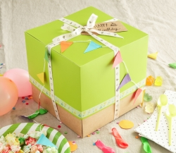 Boîte pour petites tartes