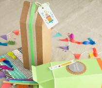 Boîte cadeau en forme de TetraBrik