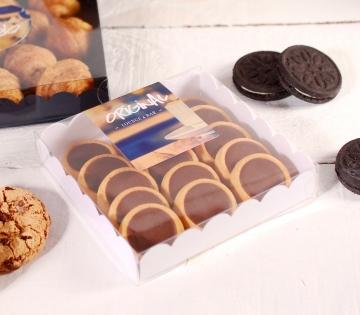 Boîte moderne d'exposition de sucreries