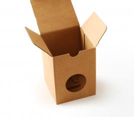 Boîte carton pour tasses sans anse