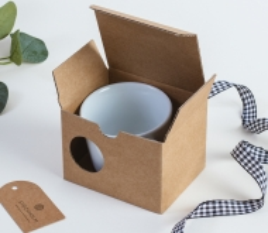 Boîte pour tasse à café