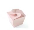 Boîte cadeau pour des crèmes cosmétiques