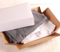 Boîte carton  à chemises