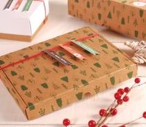 Boîte de colis postal