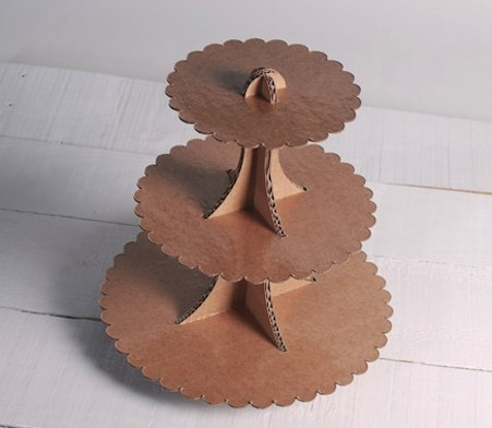 Presentoir cupcake