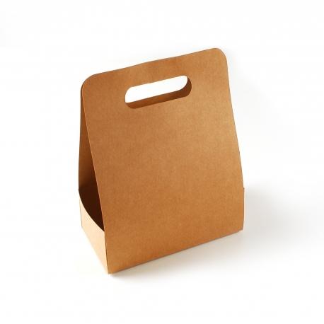 Boîte pour nourriture à emporter en carton