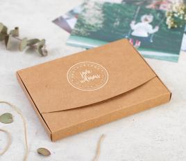 Boites Photos En Carton Selfpackaging