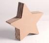 Étoile en Carton