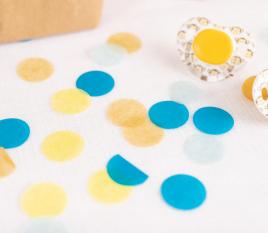 Confettis géants