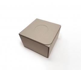 Boîte carton auto-montable carton 100% recyclée
