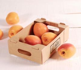 Caisse pour fruits et légumes de petite taille