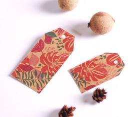 Étiquettes collection Blossom