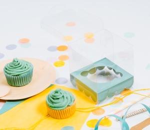 Boîte cupcake pour fêtes
