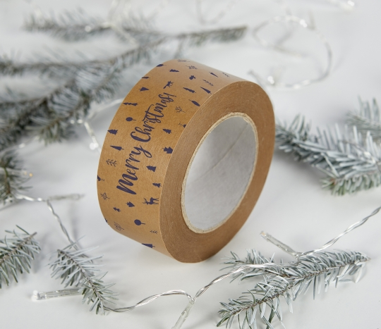 Ruban adhésif de Noël