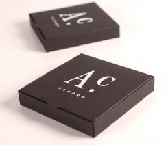 Boîte noire élégante