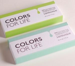 Boîte colorée multifonction