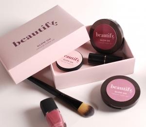 Emballage pour cosmétique rose