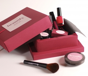 Coffret cadeau pour maquillage