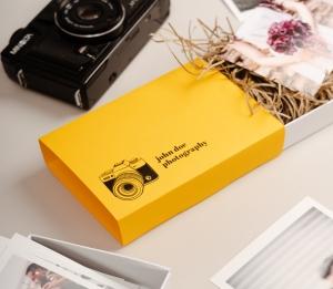 Boîte pour photographe professionnel ou amateur