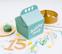 Happy Box, une boîte carton cool