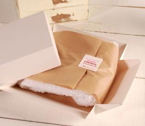 Boîte pour vêtements organiques