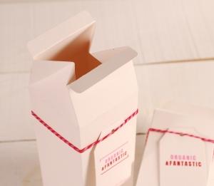 Boîte brick pour cadeau
