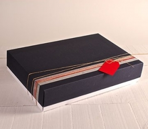 Boîtes basiques en carton