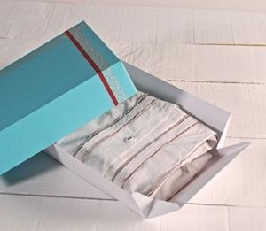 Boîtes en carton avec couvercle