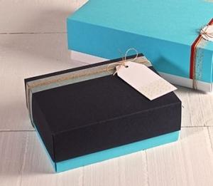 Boîtes rectangulaires avec couvercle