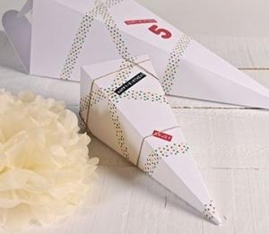 Boîtes à bonbons en carton