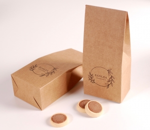 Boîte pour biscuits bio