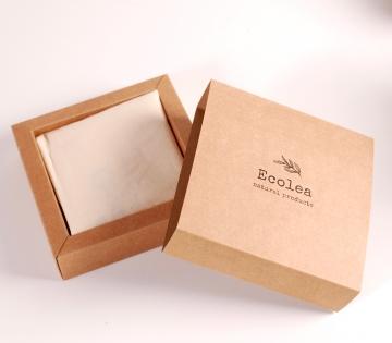 Boîtes pour sacs et serviettes écologiques en tissu