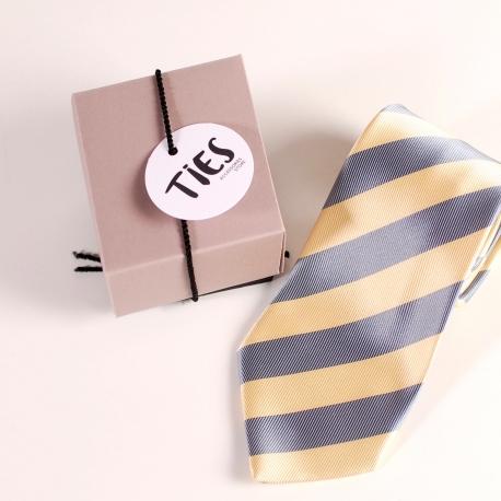 Boîte cravate carrée